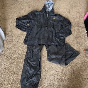 The North Face set size XXL